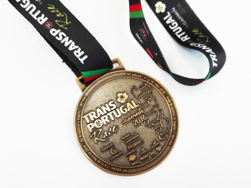 Medalhas e Fitas